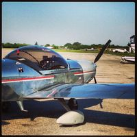 C-GYXQ @ CYOO - At the fuel pumps at CYOO. Rotax 912ULS powered. - by C. Scriver