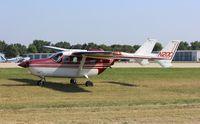 N20C @ KOSH - Cessna T337G - by Mark Pasqualino