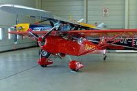 D-ENTI @ LOWS - Denney Kitfox Mk.II Speedster [KCS142] Salzburg~OE 16/07/2009 - by Ray Barber