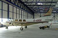 D-IDEE @ EDMA - IDEE   Piper PA-60-602P Aerostar [60-8365012] Augsburg~D 17/07/2009 - by Ray Barber