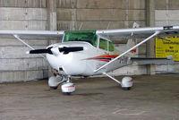D-EIMN @ EDMA - R/Cessna F.172P Skyhawk [2171] Augsburg~D 17/07/2009 - by Ray Barber