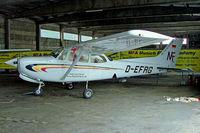 D-EFRG @ EDMA - Cessna 172RG Cutlass RG [172RG-0554] Augsburg~D 17/07/2009 - by Ray Barber