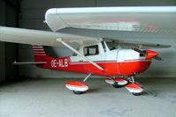 OE-ALB @ LOAG - R/Cessna F.150H [0343] Krems~OE 11/07/2009
