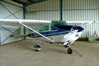 OE-DDW @ LOAG - Cessna 182K Skylane [182-58365] Krems~OE 11/07/2009