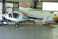 D-MXBA @ LOIK - ASO 26 Storch 503 [FT460] (Flight-Team) Kufstein-Langkampfen~OE 16/07/2009 - by Ray Barber