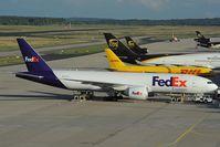 N886FD @ EDDK - Fedex Boeing 777-200