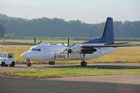 PH-KXX @ EHBK - Denim Air Fokker 50