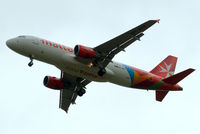 9H-AEK @ EGLL - Airbus A320-214 [2291] (Air Malta) Home~G 23/05/2013. On approach 27R. - by Ray Barber