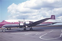 TF-OAD @ EBOS - Ostend Airport in early seventies - by Raymond De Clercq