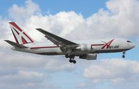 N747AX @ MIA - ABX 767-200