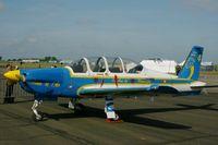 105 @ LFOC - Socata TB-30 Epsilon(F-SEXV), Châteaudun Air Base 279 (LFOC) - by Yves-Q