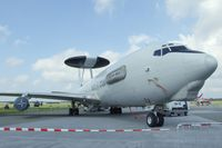 LX-N90446 @ EDXN - Boeing E-3A Sentry of NAEWF at the Spottersday of the Nordholz Airday 2013 celebrationg 100 Years of German Naval Aviation at Nordholz Naval Aviation Base - by Ingo Warnecke