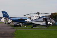 G-SASY @ EGBR - at Breighton's Pre Hibernation Fly-in, 2013 - by Chris Hall