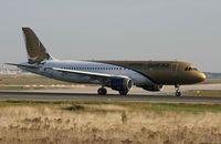 A9C-AB @ EDDF - Gulf Air Airbus A320-214 - by Andi F