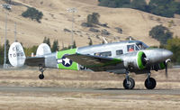 N314WN @ VCB - Taking off during one of many flights at the Nut Tree on Mustang Day 2013. - by Bill Larkins