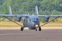1006 @ EGVA - Arriving at RIAT 2013 - by John Coates