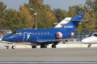 D-CHGN @ LOWW - Hawker 900 - by Andy Graf - VAP