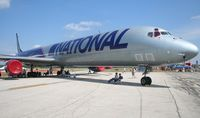 N872CA @ YIP - National Cargo DC-8-71F
