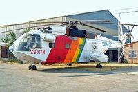 ZS-HTN @ FALA - Aerospatiale SA.321J Super Frelon [169] (Com Jet) Lanseria~ZS 05/10/2003