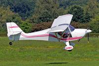 59-CMG @ EBDT - Aeropro Eurofox [Unknown] Schaffen-Diest~OO 14/08/2010 - by Ray Barber