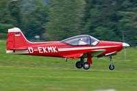 D-EKMK @ EBDT - Aeromere F.8L Falco III [232] Schaffen-Diest~OO 14/08/2010 - by Ray Barber