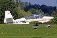 D-EMUR @ EBDT - Sportavia-Putzer RS-180 Sportsman [6008] Schaffen-Diest~OO 14/08/2010 - by Ray Barber