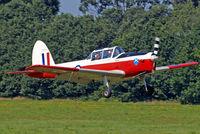 D-EPAK @ EBDT - DHC-1 Chipmunk 22 [C1/0328] Schaffen-Diest~OO 14/08/2010 - by Ray Barber