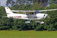 D-ESRR @ EBDT - Cessna 172R Skyhawk [172-80212] Schaffen-Diest~OO 14/08/2010 - by Ray Barber