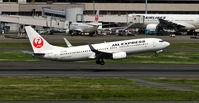 JA333J @ RJTT - JAL Express Boeing 737/800 TO - by JPC