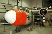 WP313 @ EGDY - Open Day at Cobham Hall , Fleet Air Arm Museum at Yeovilton