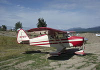 C-FKTF @ YXY - On the ramp at Whitehorse, Yukon, during the Century Flight 2010 fly-in. - by Murray Lundberg