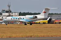557 @ EGHH - Overnight stop on way to RIAT 2013 - by John Coates