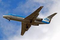 PH-KZU @ EGLL - Fokker F-70 [11543] ( KLM cityhopper) Home~G 23/08/2010