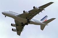 F-HPJD @ EGLL - Airbus A380-861 [049] (Air France) Home~G 21/08/2010