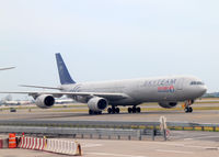 B-6053 @ JFK - B-6053 China Eastern A340 in Skyteam colours at JFK - by Pete Hughes