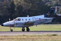 74 @ LFKJ - Take off