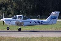 F-GHLZ @ LFKJ - Landing