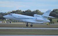 N908JB @ ORL - Falcon 900 - by Florida Metal
