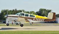 N7694N @ KOSH - Airventure 2013