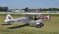 N4313P @ KOSH - Airventure 2013