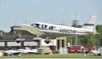 N8601N @ KOSH - Airventure 2013