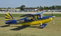 N11702 @ KOSH - Airventure 2013