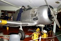 EX976 @ EGDY - Displayed at the Fleet Air Arm Museum at Yeovilton
