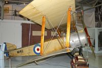N6452 @ EGDY - Displayed at the Fleet Air Arm Museum at Yeovilton