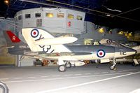 XD317 @ EGDY - Displayed at the Fleet Air Arm Museum at Yeovilton