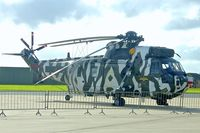 ZF115 @ EGDY - Displayed at the Fleet Air Arm Museum at Yeovilton