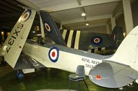 SX137 @ EGDY - Displayed at the Fleet Air Arm Museum at Yeovilton