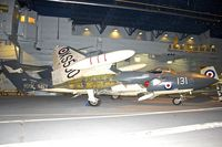 XS590 @ EGDY - Displayed at the Fleet Air Arm Museum at Yeovilton