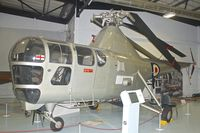 VX595 @ EGDY - Displayed at the Fleet Air Arm Museum at Yeovilton
