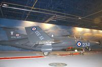 XV333 @ EGDY - Displayed at the Fleet Air Arm Museum at Yeovilton